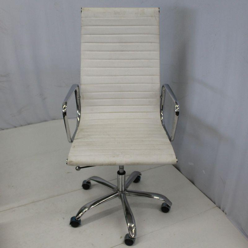 Cadeira-Office-OUTLET-Estofada-Alta-Branca-Aluminio---1