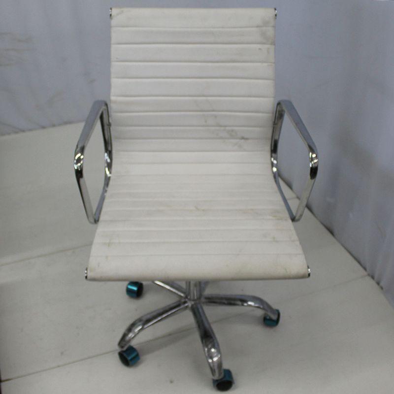 Cadeira-Office-OUTLET-Estofada-Baixa-Branca-Aluminio---1