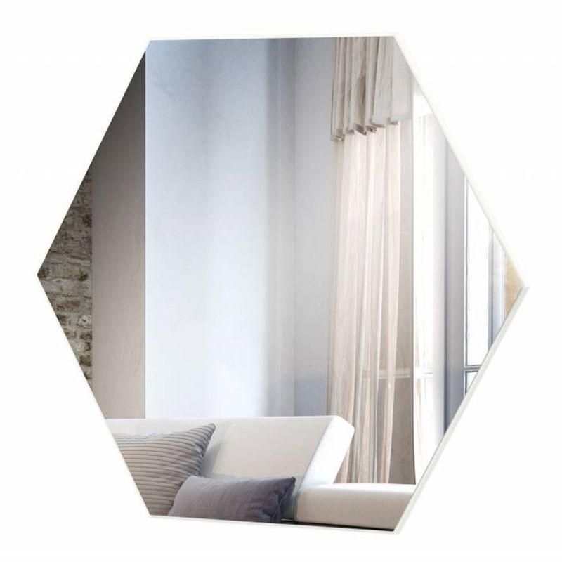 Espelho-Hexagono-Logus-Medio-cor-Off-White-52-cm--LARG----57970