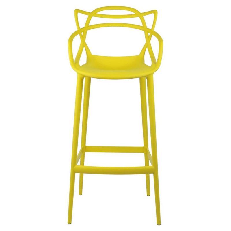 Banqueta-Aviv-em-Polipropileno-Amarelo-109-cm---61171-