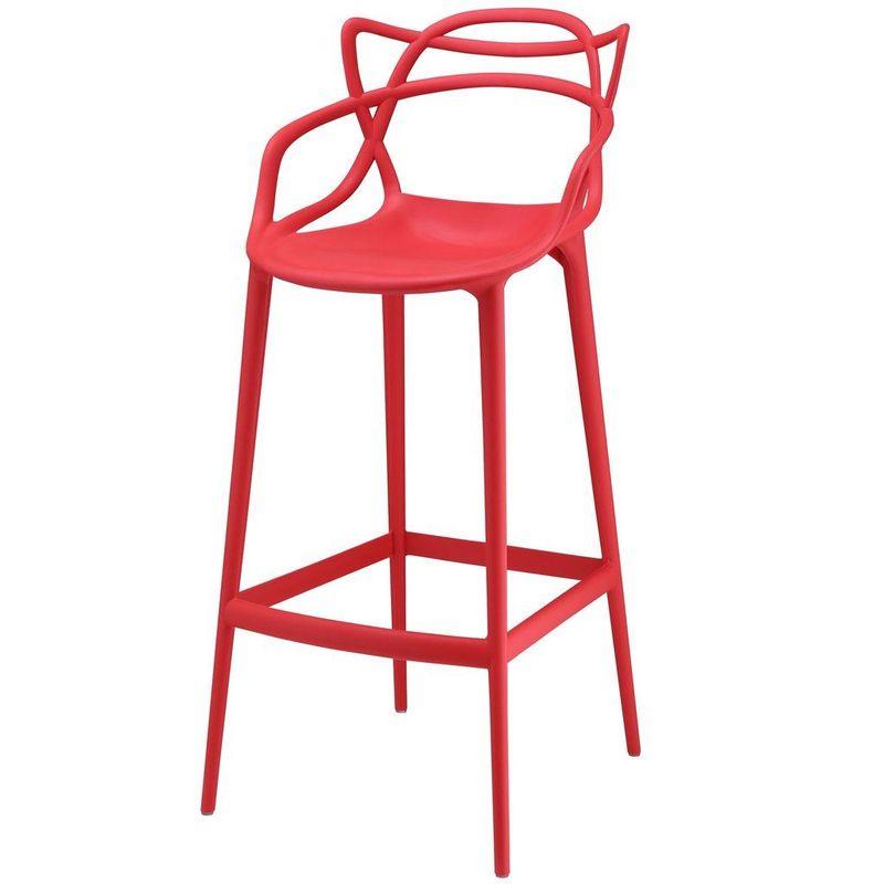 Banqueta-Aviv-em-Polipropileno-Vermelho-109-cm---58790