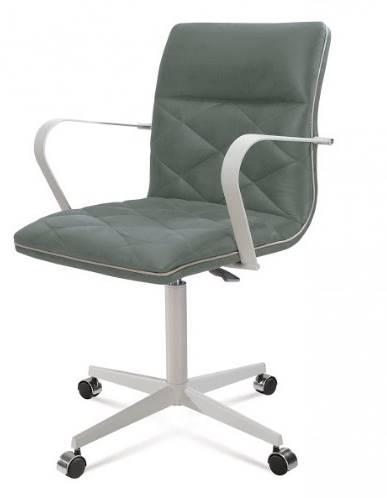 Cadeira Office Mark Verde Base Aco Fendi 87cm - 61284