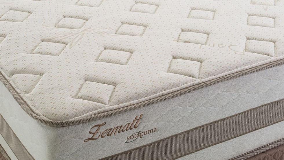 Colchão Casal Zermatt One Side Pillow 158x198x34 - 61883