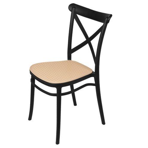 Cadeira-Katrina-em-Polipropileno-Preto-e-Palha---61960