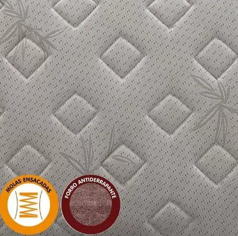 Colchão Solteiro Zermatt One Side Pillow 96x203x34 - 62060