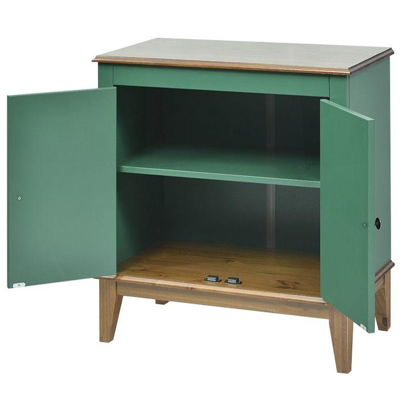 Buffet-Antoine-2-Portas-cor-Verde-e-Amendoa-83cm---62622