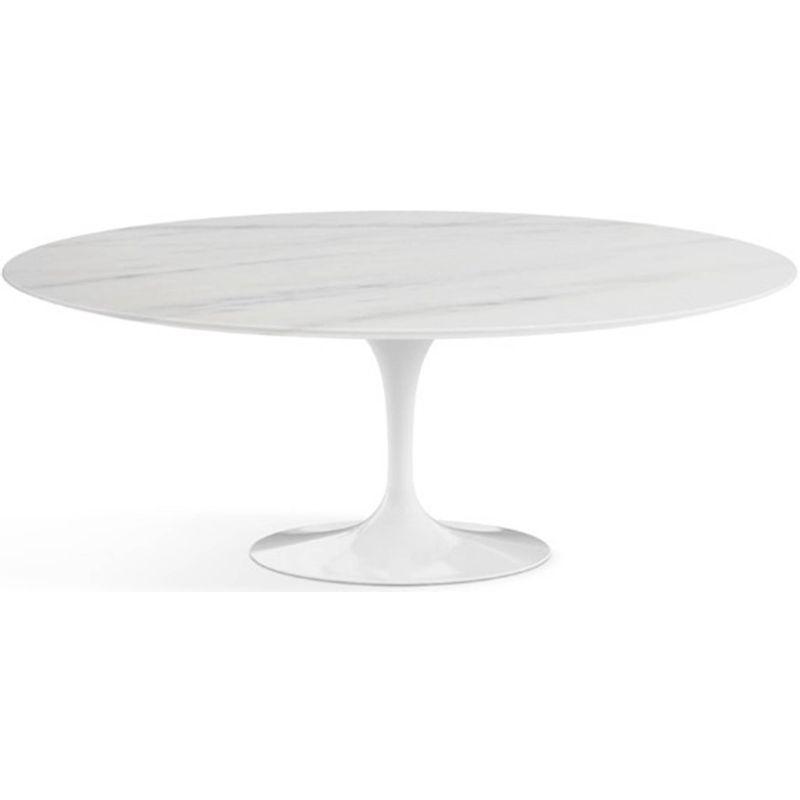 Mesa-Jantar-Saarinen-Oval-Marmore-Espirito-Santo-Base-Branca-235cm---62650