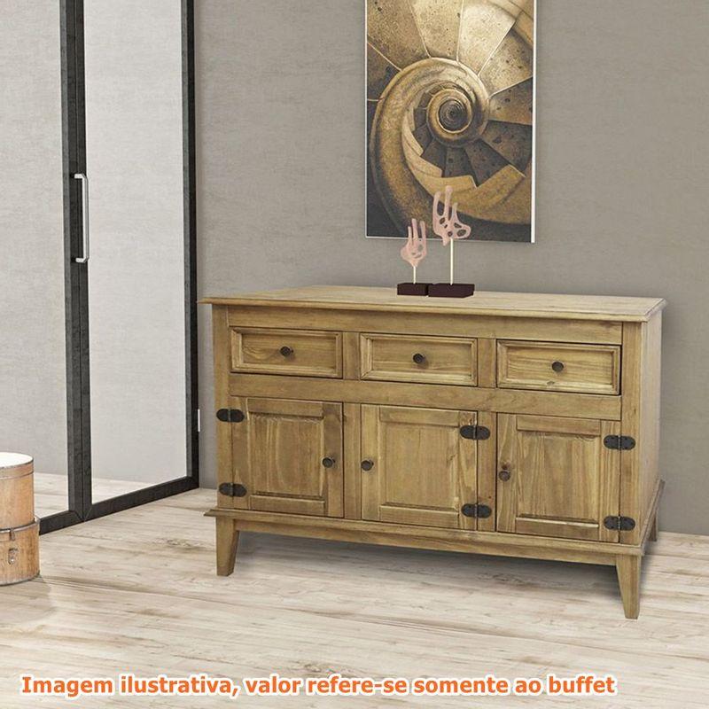 Buffet-Antoine-3-Portas-e-3-Gavetas-cor-Cera-Mel-114-cm---62640