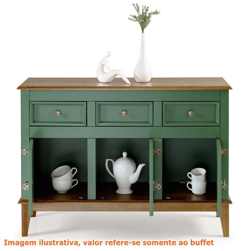 Buffet-Antoine-3-Portas-e-3-Gavetas-cor-Verde-com-Amendoa-114-cm---62641
