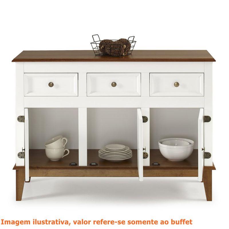 Buffet-Antoine-3-Portas-e-3-Gavetas-cor-Branco-com-Amendoa-114-cm---62642