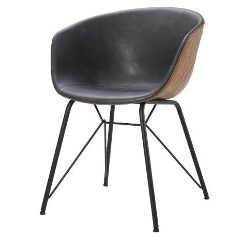 cadeira-astrid-pu-caramelo-cinza-escuro