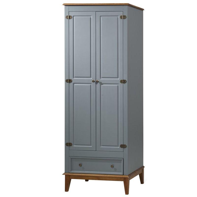Armario-Malibu-2-Portas-e-1-Gaveta-cor-Cinza-com-Amendoa-204-cm---63542