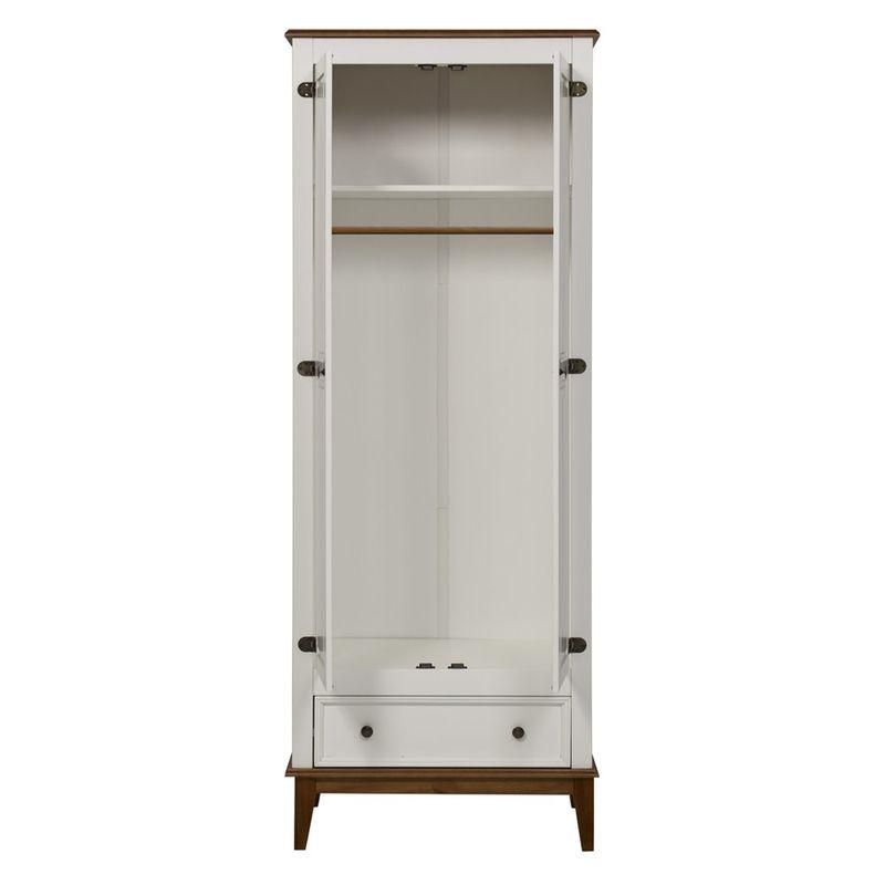 Armario-Malibu-2-Portas-e-1-Gaveta-cor-Branco-com-Amendoa-204-cm---62386