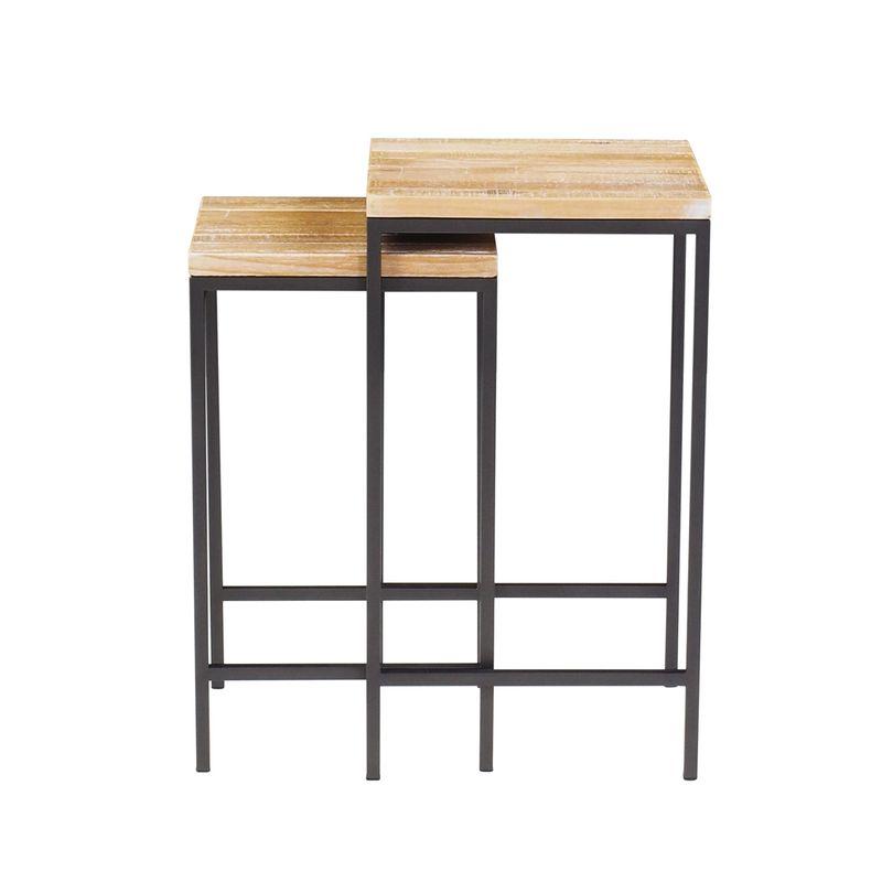 Conjunto-Ninho-Done-Cor-Driftwood-Base-Aco-Grafite---64095